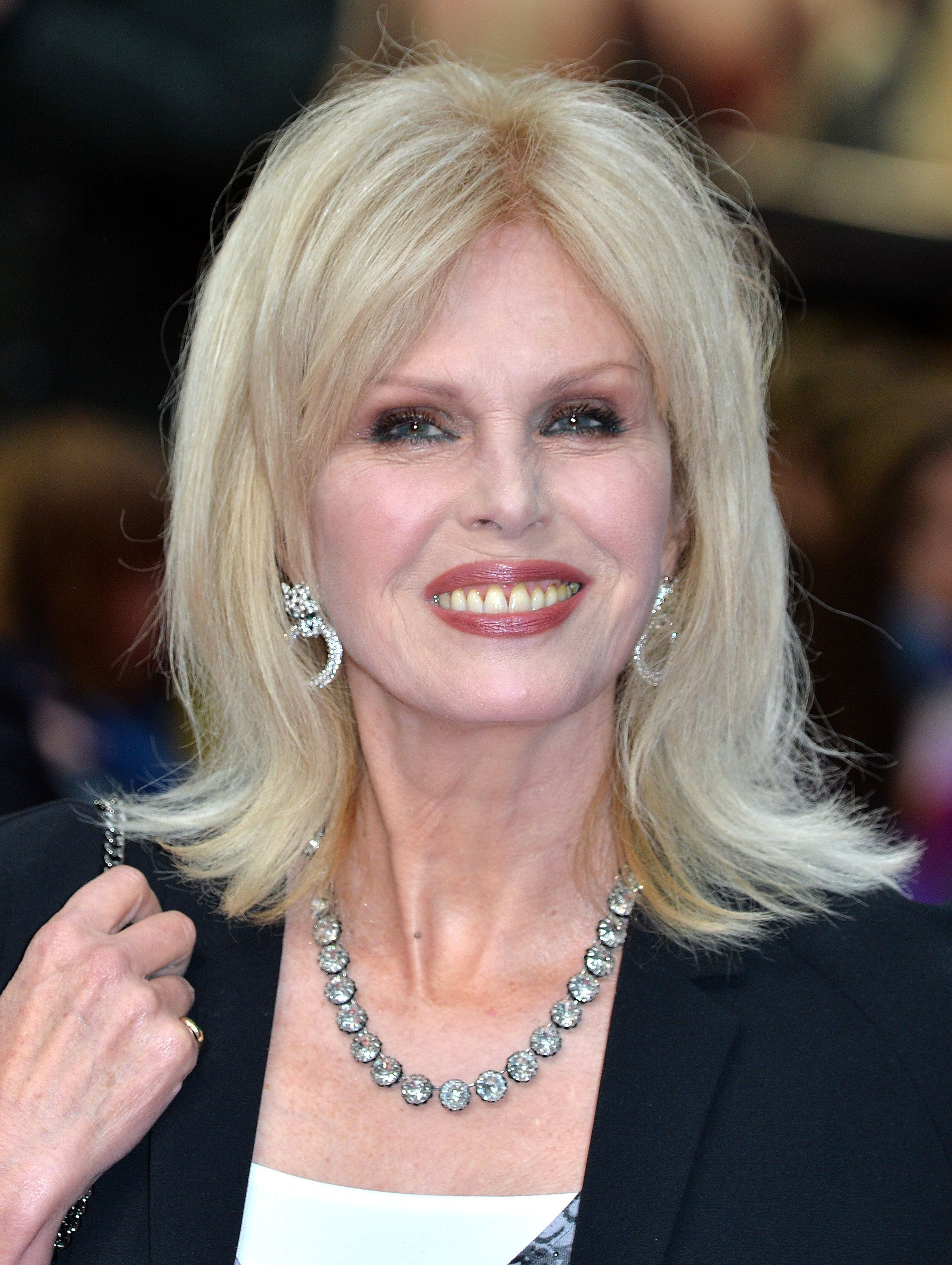 This Is How Joanna Lumley Hasn't Aged A Day Since The 90s