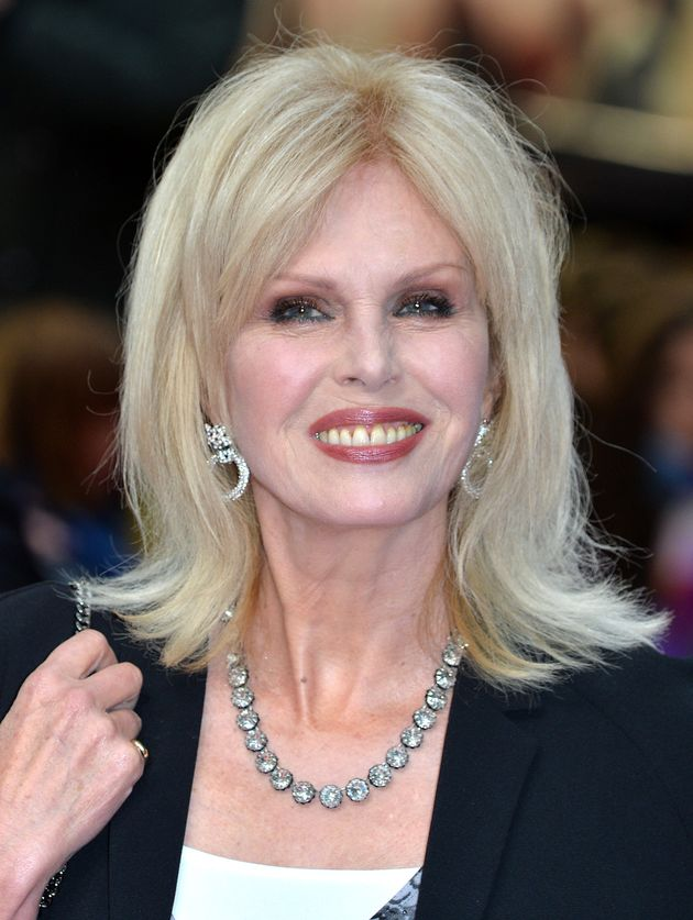 This Is How Joanna Lumley Hasn T Aged A Day Since The 90s