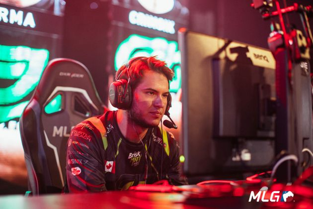 Damon at the Major League Gaming championship in Anaheim. Team OpTic pulled back a win that weekend securing...