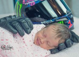 The Heartbreaking Story Behind This Newborn Photo