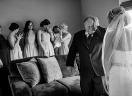 24 Wedding Pics That Capture The Special Bond Between Dad And Daughter