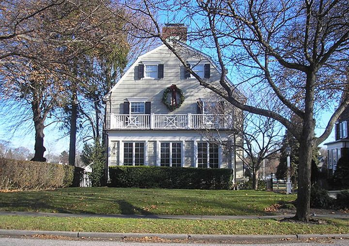 "The ""Amityville Horror"" house. Would you live in it?"