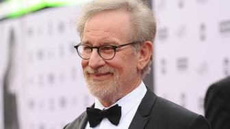 HOLLYWOOD, CA - JUNE 09:  Director Steven Spielberg attends the 44th AFI Life Achievement Awards gala tribute at Dolby Theatre on June 9, 2016 in Hollywood, California.  (Photo by Jason LaVeris/FilmMagic)