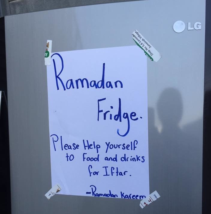 Dubai Residents Set Up Fridges To Share Food With The Poor