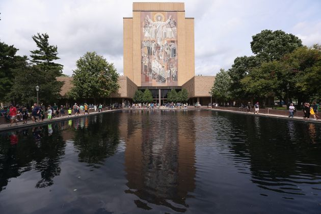 The University of Notre Dame is under four Title IX investigations, but has only acknowledged one of