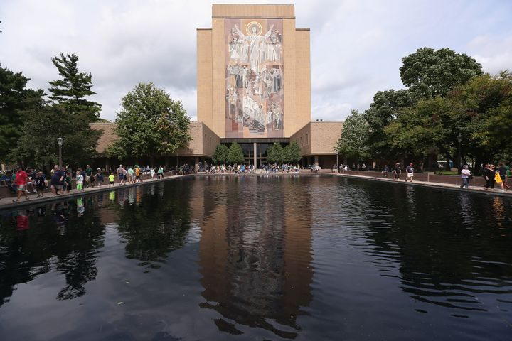 The University of Notre Dame is under four Title IX investigations, but has only acknowledged one of them.