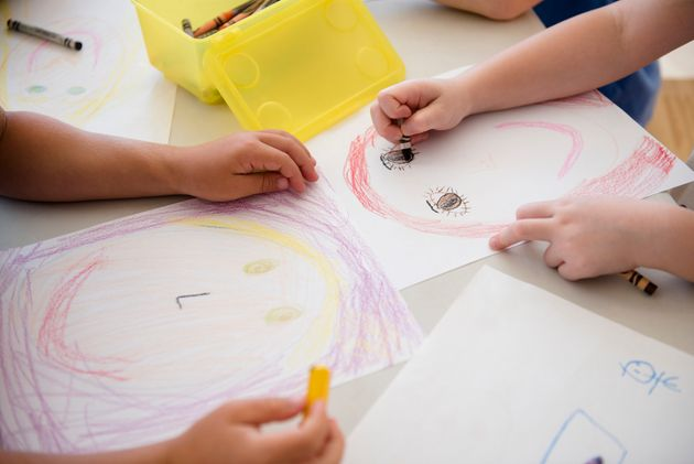 Here's Why Most Of Us Don't Draw Faces Any Better Than Kids