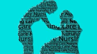Nursing care and grief counselling.