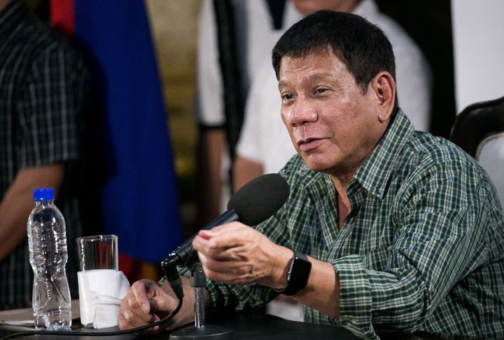 Rodrigo Duterte, president of the Philippines, is fond of extrajudicial killings and deeply offensive jokes.