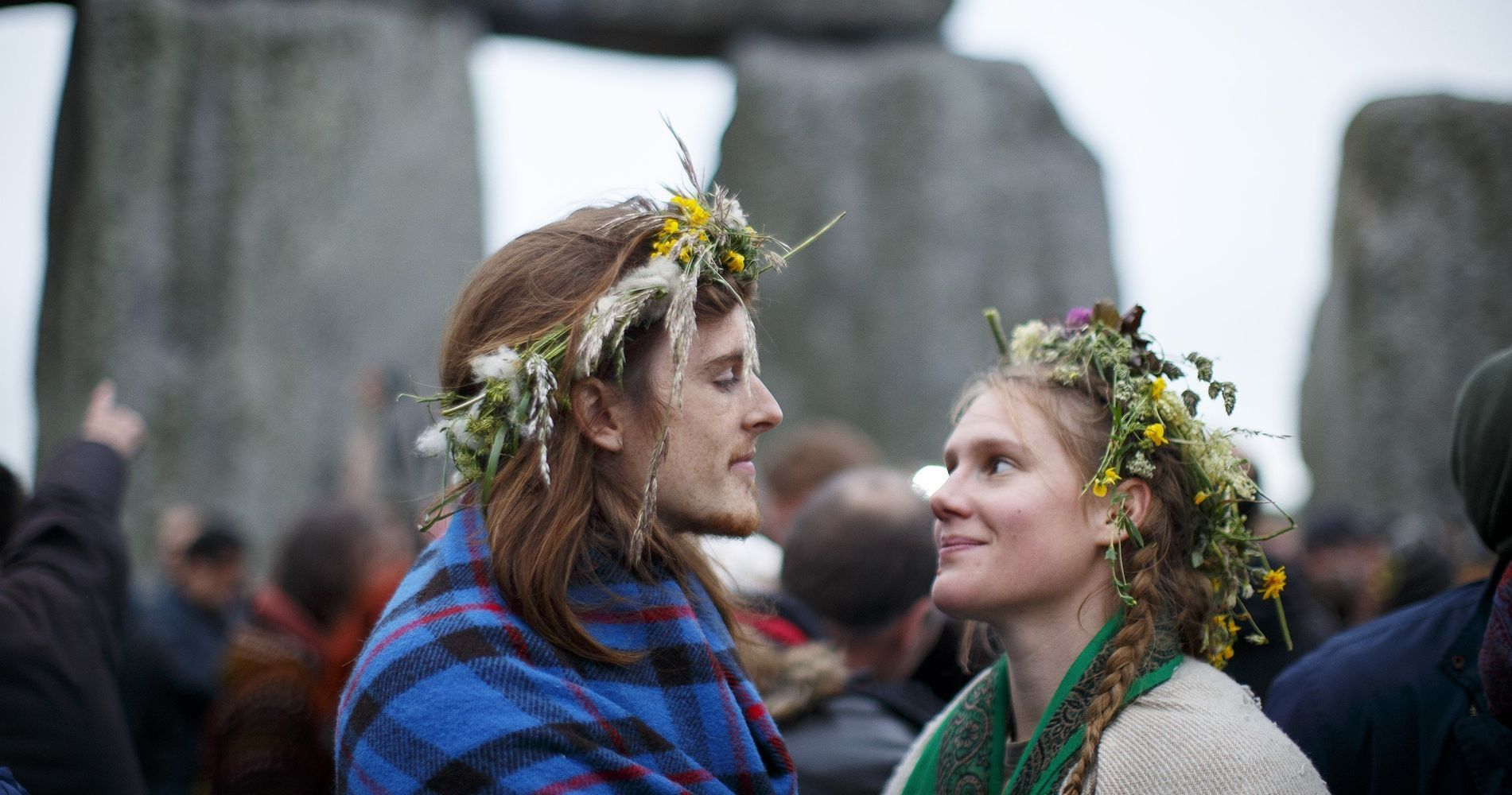 How Pagans Celebrate Litha The Summer Solstice Huffpost