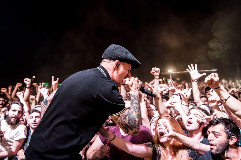 Dropkick Murphys, Rockwave Festival 2016