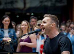 Gary Barlow Announces New BBC Talent Show