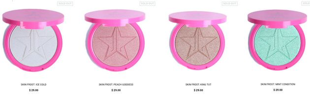 Jeffree Star Is Releasing A Black Highlighter And People Are Freaking