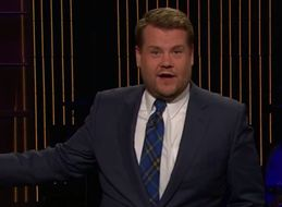 James Corden Rips Into Donald Trump On His 70th Birthday