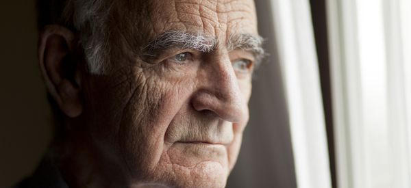 Half A Million Older Men Suffer From Loneliness, Charity Warns