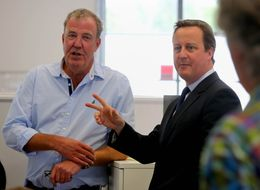 Clarkson Sent 'Worried' Text To Cameron At Height Of 'Top Gear' Controversy