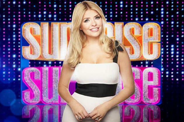Holly Willoughby's 'Surprise Surprise' may not return to
