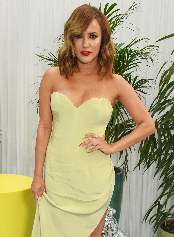 Caroline Flack Speaks Out After 'Love Island' Zara's Miss GB