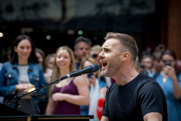 Gary Barlow acquitted himself well as a judge on 'X Factor', now the BBC will be hoping the magic rubs...