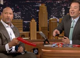 Dwayne Johnson Struggles To Eat Candy For First Time Since 1989