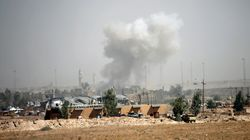 Iraqi Forces Recapture Government HQ In Fallujah From