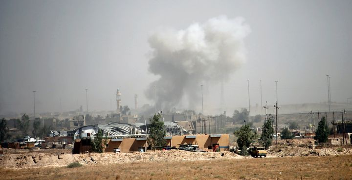 Iraq is battling to retake the city of Fallujah from Islamic State militants. On Friday, Iraqi forces took control of the cit