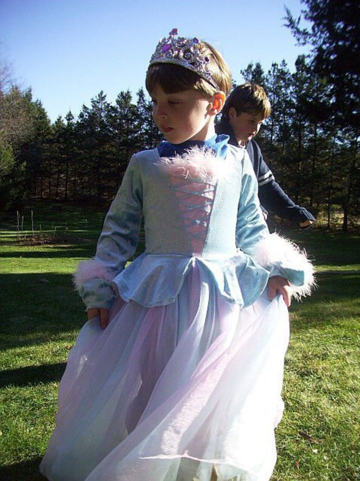 """<i>My beautiful gender creative son, 4 years ago, in one of his favorite princess costumes.&nbsp;<br />Blog: <a href=""""http://gendercreativelife.blogspot.com/"""" target=""""_blank"""">Gender Creative Life</a></i>"""
