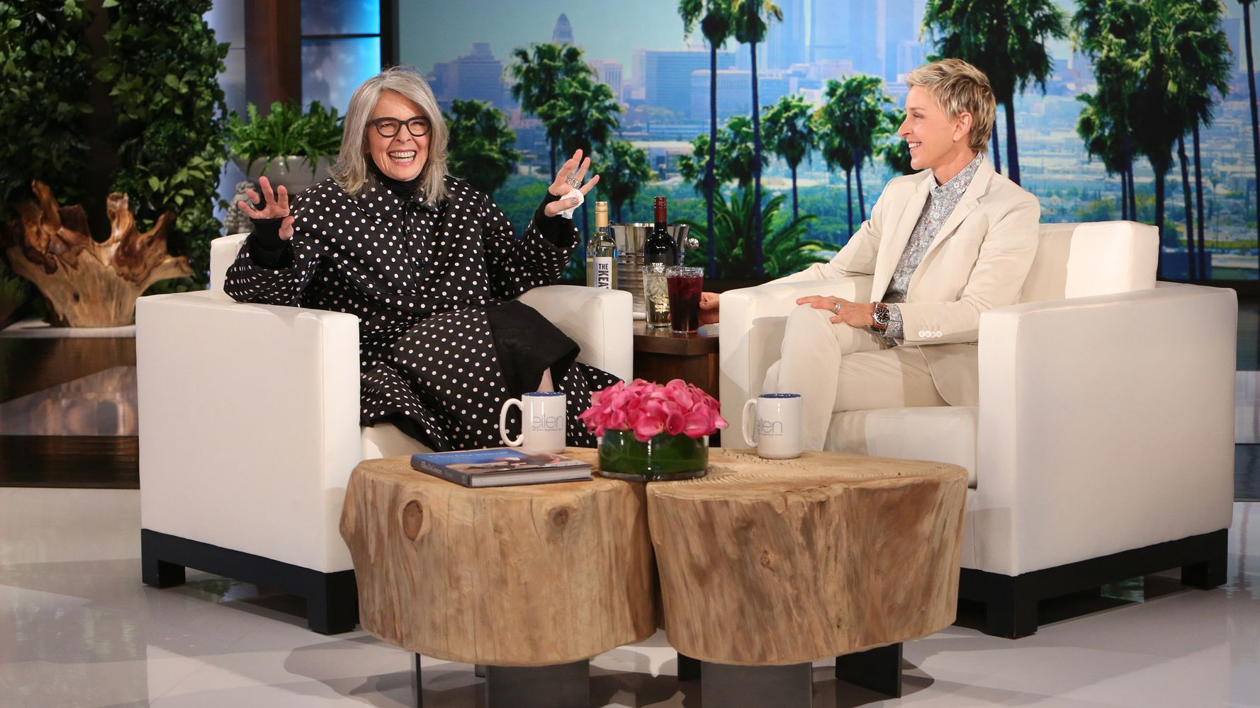 Diane Keaton Talks Lovers And Being 'Sexually Frustrated' At 70