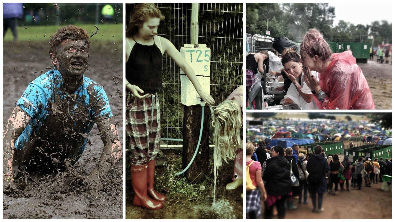 47 Things Everyone With A Glastonbury Ticket Is Thinking Right