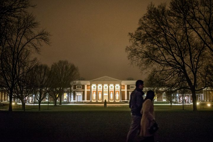 A former University of Virginia law student is suing the U.S. Department ofEducation over guidance for schools on campu