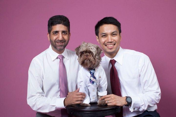 "Vijay, Hector and <a href=""https://www.instagram.com/kokistateofmind/?hl=en"" target=""_blank"">Koki</a>.&nbsp;"