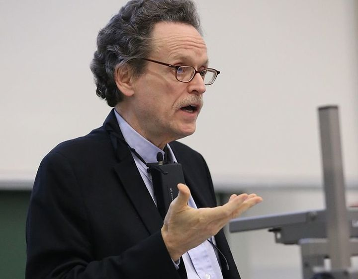 """Thomas Pogge, an ethics professor, is accused of abusing his academic positions to date female graduate students. (Image via Wikipedia / Tobias Klenze / <a href=""""http://creativecommons.org/licenses/by-sa/4.0/"""" role=""""link"""" data-ylk=""""subsec:paragraph;itc:0;cpos:__RAPID_INDEX__;pos:__RAPID_SUBINDEX__;elm:context_link"""">CC-BY-SA 4.0</a>)"""