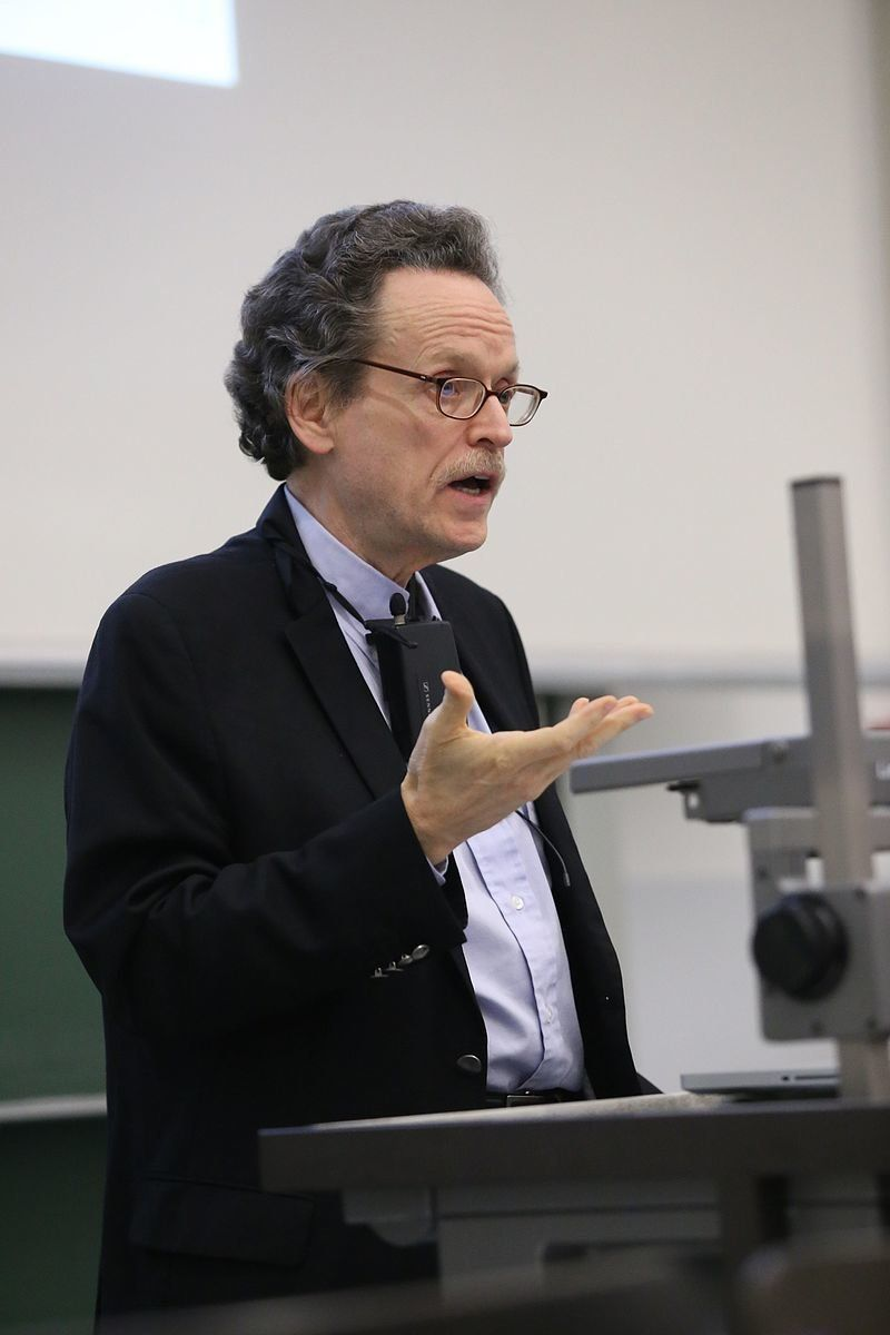 Thomas Pogge is a well-known ethicist who was accused of sexual harassment when he was at Columbia in the '90s and at Yale in