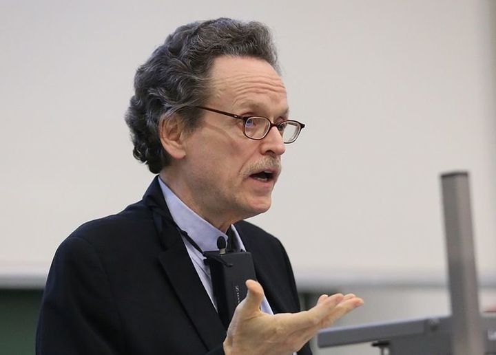 Thomas Pogge is based at Yale University, but frequently lectures at universities around the world on global justice and ethi