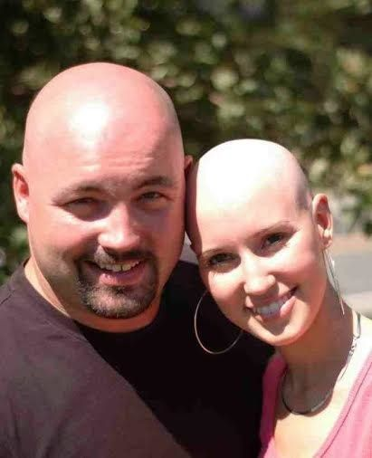 "Lindsay MacPhee-Currie went through almost six months of intense treatment for breast cancer. She described her brother, Callum MacPhee, as ""her rock"" and ""her shelter."""