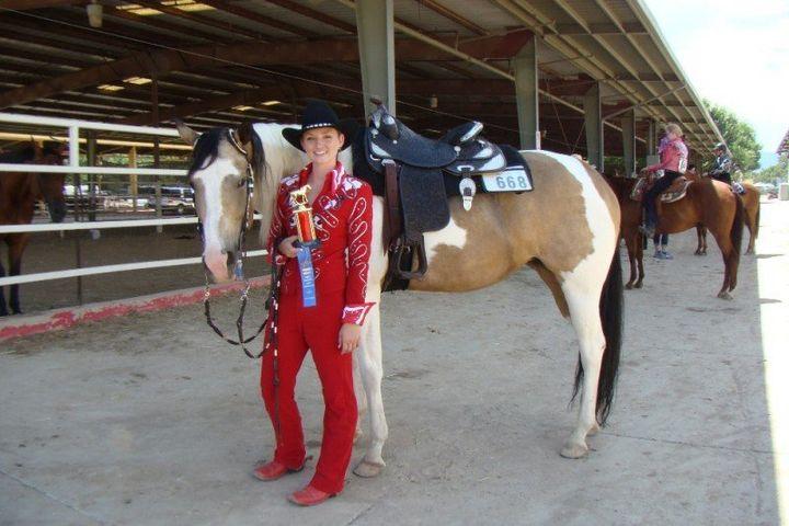Ashley Doolittle loved horses, according to her obituary.