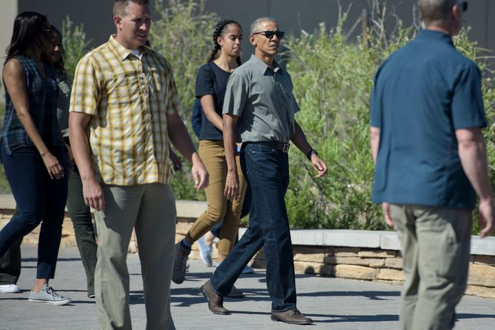 The first family is also set to visit the Yosemiteon this trip.