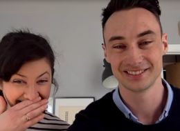 This Guy Filmed A Second Of Every Day For A Cute-As-Can-Be Proposal
