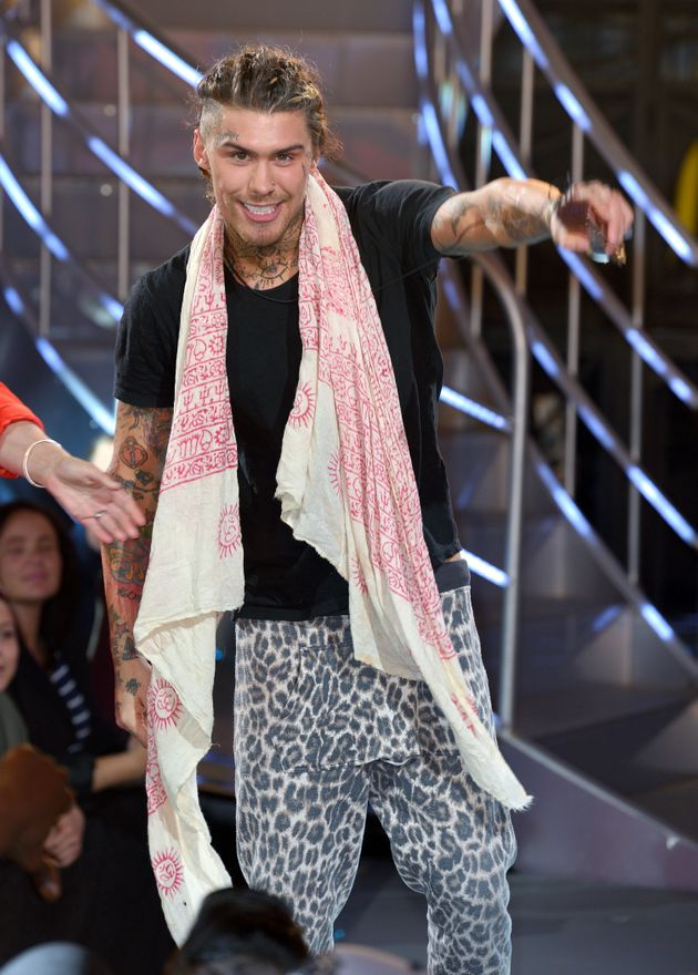 Marco was the first of this year's housemates to be
