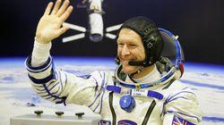 British Astronaut Tim Peake Is Back On