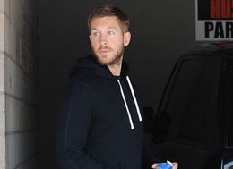 Calvin Harris Takes Veiled Swipe At Taylor Swift