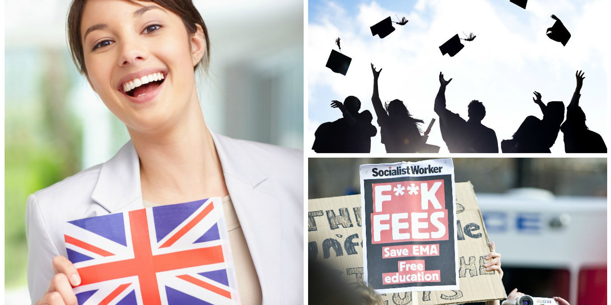 Most Popular Scholarships for International Students in UK Issue Cover