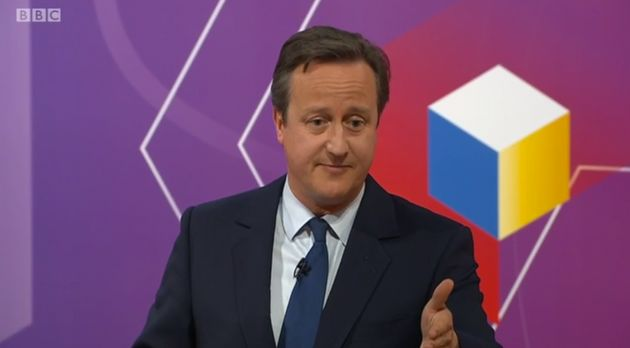 David Cameron Says Voters Would Be 'Crazy' To Back Brexit Out Of Fear Turkey Will Join