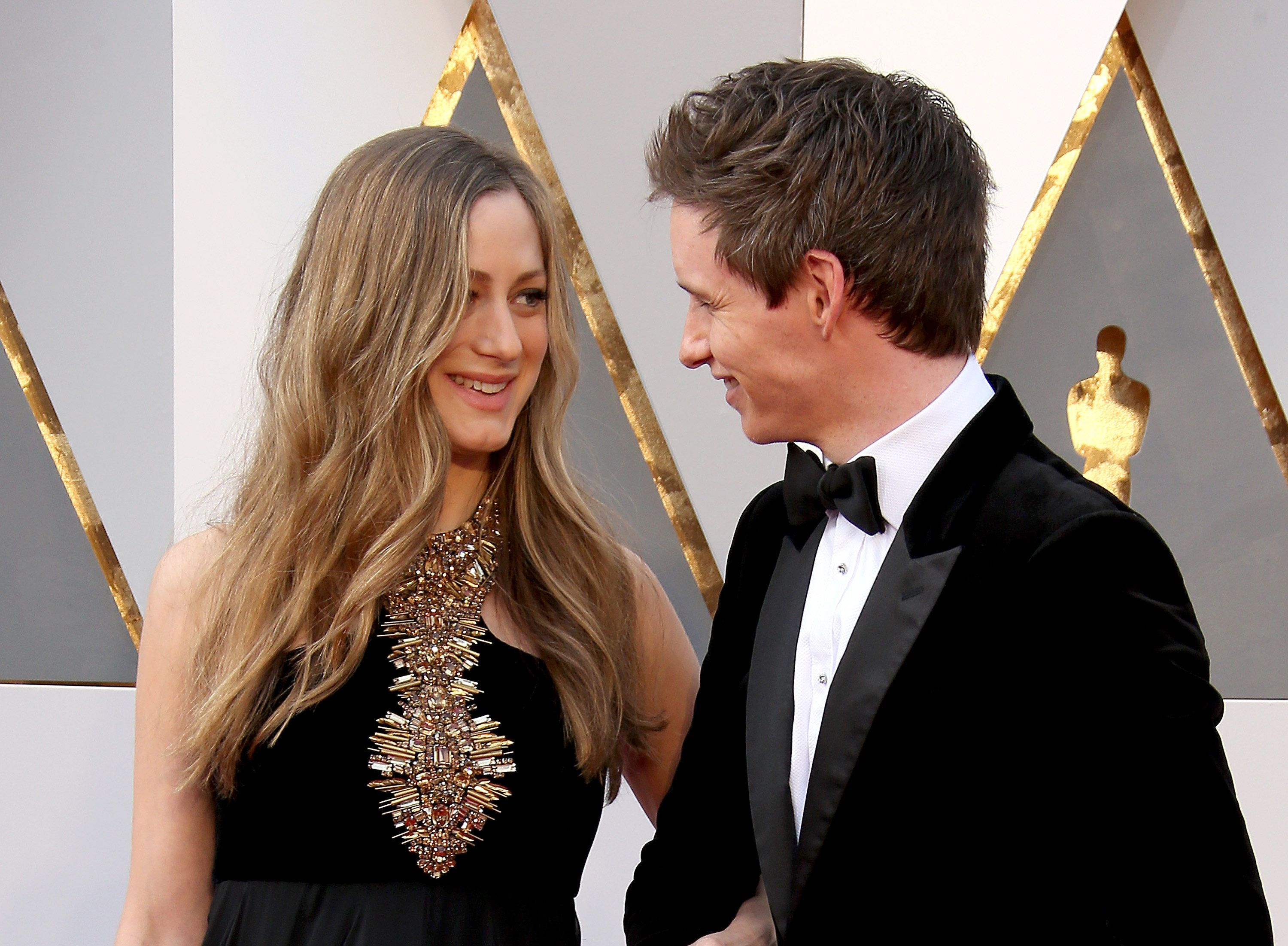 Eddie Redmayne's Wife Hannah Has Given Birth To A Baby