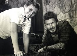 David Beckham Praised As 'World's Best Daddy' In Father's Day Tribute