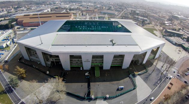 England Vs Slovakia: The Stade Geoffroy Guichard, Saint-Etienne, where England will play Slovakia