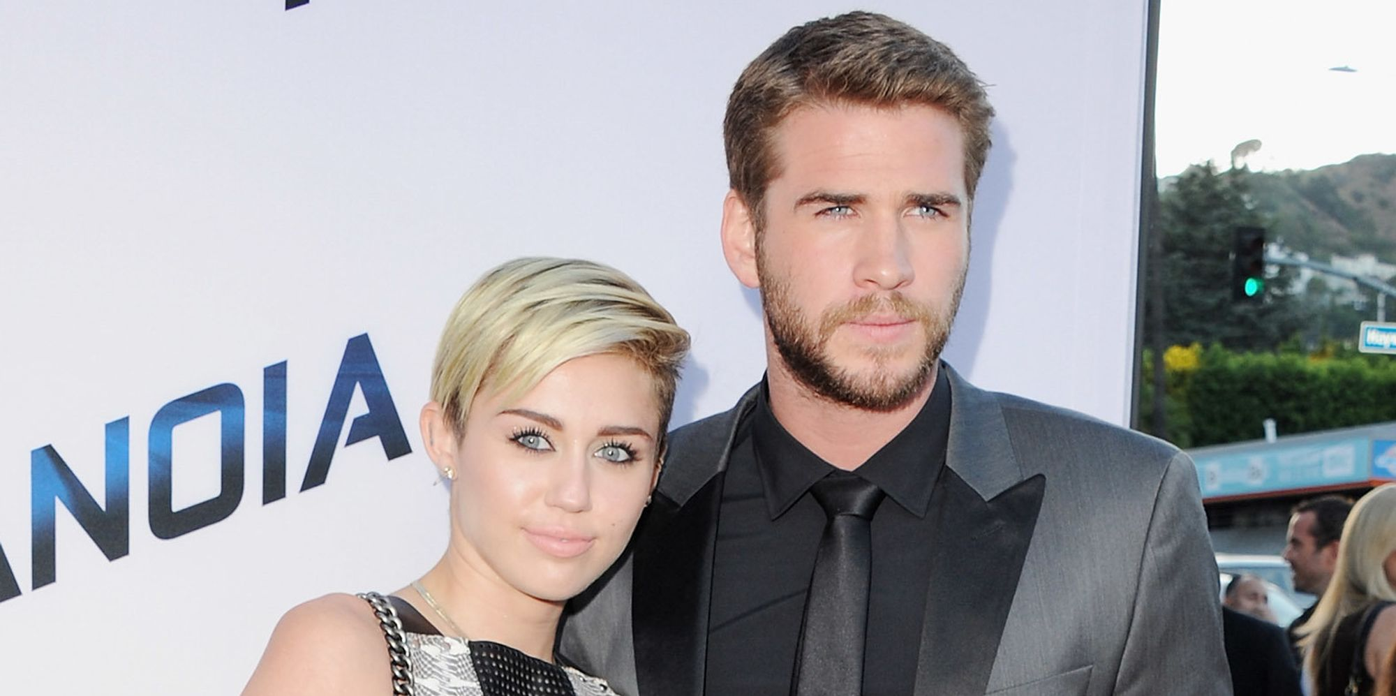 Miley Cyrus Declares Her Love For Liam Hemsworth In A Very Public Way