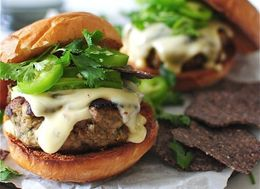 Turkey Burgers That'll Make You Forget All About Beef
