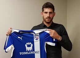 Ched Evans Signs With Chesterfield FC Just Months Before Rape Retrial