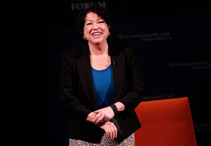 "Once again, Sonia Sotomayor shows why she's often referred to as ""the people's justice."""